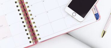 Kalender med datum