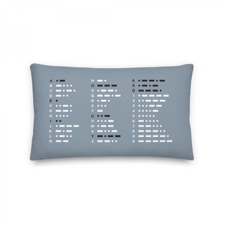 Kudde-morse-koder-alfabet-Kunskapat