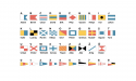 marina-flaggor